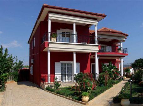 Villa Mare Ενοικιαζόμενα Διαμερίσματα Αμμουδιά Πρέβεζας